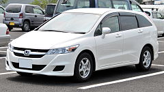 Honda Stream II przed liftingiem
