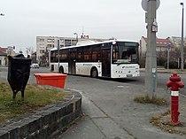 319-es busz (LGC-602), Újpest-Városkapu.jpg