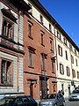 3236 - Milano - Via S. Vittore, Case Candiani (sec- XIX) - Foto Giovanni Dall'Orto, 6-Mar-2008.jpg
