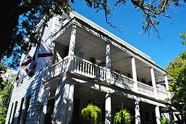 Charleston single house wikipedia for Charleston single house