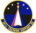 381 Training Support Sq emblem.png
