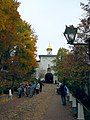 3896. Pskovo - Pechersky monastery. Bloody Way.jpg