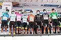 3 etapa Vuelta a Colombia 2020-Podio 3 etapa.jpg