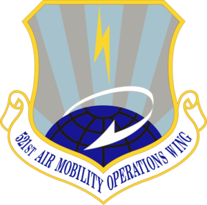521st Air Mobility Operations Wing - Image: 521st Air Mobility Operations Wing