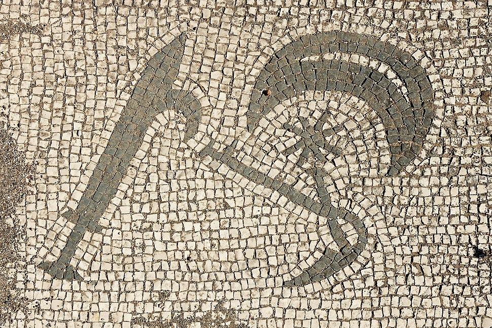 5th panel Mitreo di Felicissimus Ostia Antica 2006-09-08