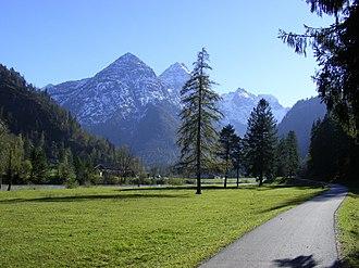 Lofer - Saalach valley