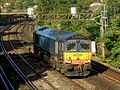 66419 Unknown through Bromley South towards London (30201730301).jpg