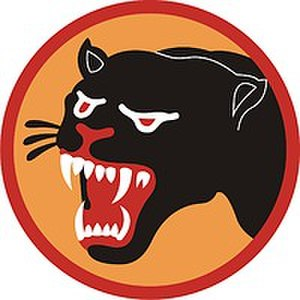 Twelfth United States Army Group - Image: 66th Infantry Division shoulder sleeve insignia