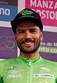 6 Etapa-Vuelta a Colombia 2018-Ciclista Carlos Julian Quintero-Lider Sprint Especial (cropped).jpg