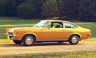 GM H platform (1971) - Image: 71 Chevy Vega Hatchback