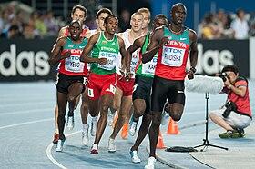 Бег на 800 метров — Википедия