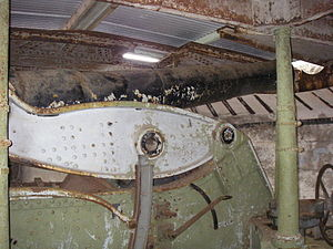 BL 8 inch Mk I – VII naval gun - Image: 8lb Armstrong gun, Ripapa Island