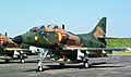 909 at TA-4SU Skyhawk of the Singapore Air Force (3217551537).jpg