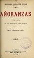 Añoranzas - comedia en tres actos y en prosa (IA anoranzascomedia2995lina).pdf