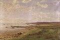 A. Thorenfeld - Parti af Jyllands østkyst. Stille sommerdag - KMS1289 - Statens Museum for Kunst.jpg