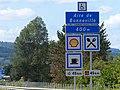 A40 panneau Aire de Bonneville 400 m.jpg