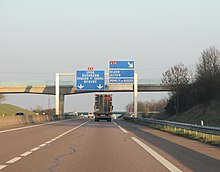 autoroute a6 france wikip dia. Black Bedroom Furniture Sets. Home Design Ideas