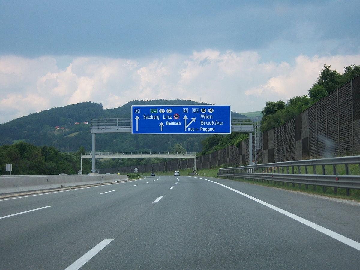 A9 österreich