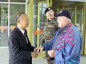 Paik Sun-yup - Paik Sun-yup in May 2002.