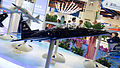 AT-3 Max Advanced Trainer Model Display at AIDC Booth 20150815b.jpg