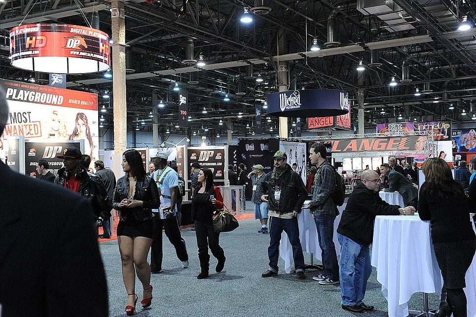 AVN Adult Entertainment Expo 2011 2