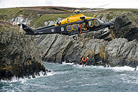 AW139 Helicopter on Search and Rescue Exercise MOD 45151098.jpg