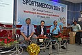 A Case Study of Severe Elbow Injury and Rehabilitation of 14 Year Old Athlete by Coaches Sports Surgeons and Sports Physiotherapists - SPORTSMEDCON 2019 - SSKM Hospital - Kolkata 2019-03-17 3790.JPG