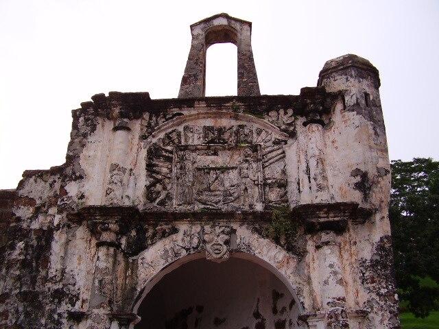 A Famosa Fortress, Melaka