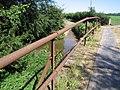A bridge and a ford - geograph.org.uk - 516081.jpg