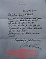 A letter by Milos Forman to Milan Kohout.jpg