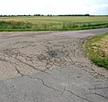 A road junction in the Fens - geograph.org.uk - 1390668.jpg