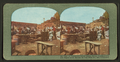 A temporary relief camp, police headquarters and registration bureau, Van Ness Ave., San Francisco, from Robert N. Dennis collection of stereoscopic views.png