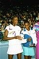 A young Venus & Serena Williams 1993 copyright 2001 (5143501378).jpg
