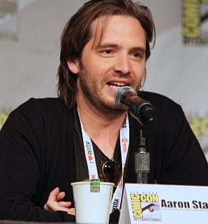 Aaron Stanford actor