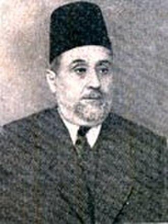 Abdelaziz Thâalbi - Image: Abdelaziz Thâalbi