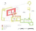 Aberdour Castle plan PL.PNG