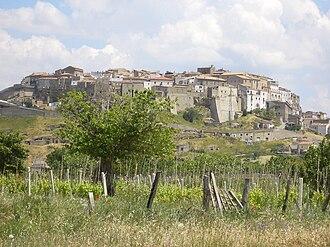 Acerenza - Image: Acerenza