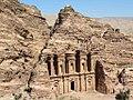 Ad-Dayr, the Monastery (35039899303).jpg