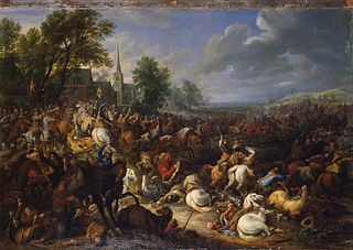 Cavalery in the Battle