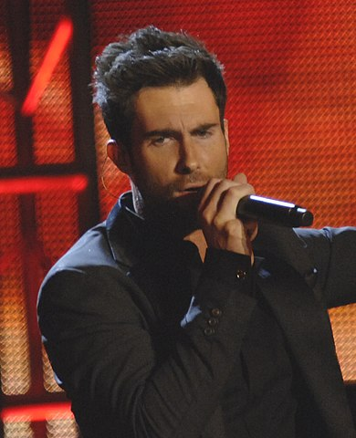 Adam Levine from Maroon 5 cropped.JPG