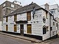 Admiral Benbow pub, Penzance, April 2021.jpg