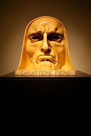 Adolfo Wildt (1868-1931) Carattere fiero-Anima gentile 3 (1912).jpg