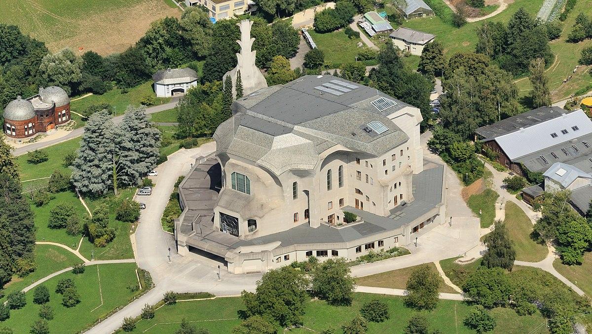 Goetheanum Wikip 233 Dia A Enciclop 233 Dia Livre