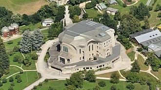 Goetheanum - Aerial view