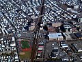 Aerial view of downtown Malden, November 2013.jpg