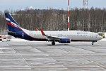 Aeroflot, VP-BSB, Boeing 737-8MC (25567368358).jpg