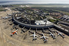 Image illustrative de l'article Aéroport international de Rio de Janeiro/Galeão