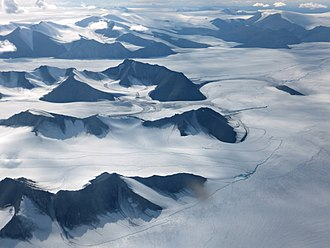 Agassiz Ice Cap - The Agassiz Ice Cap