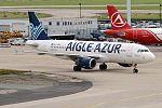 Aigle Azur, F-HBIB, Airbus A320-214 (28363650362).jpg