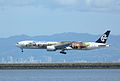 Air New Zealand, Boeing 777-319(ER), ZK-OKP (16895335656).jpg